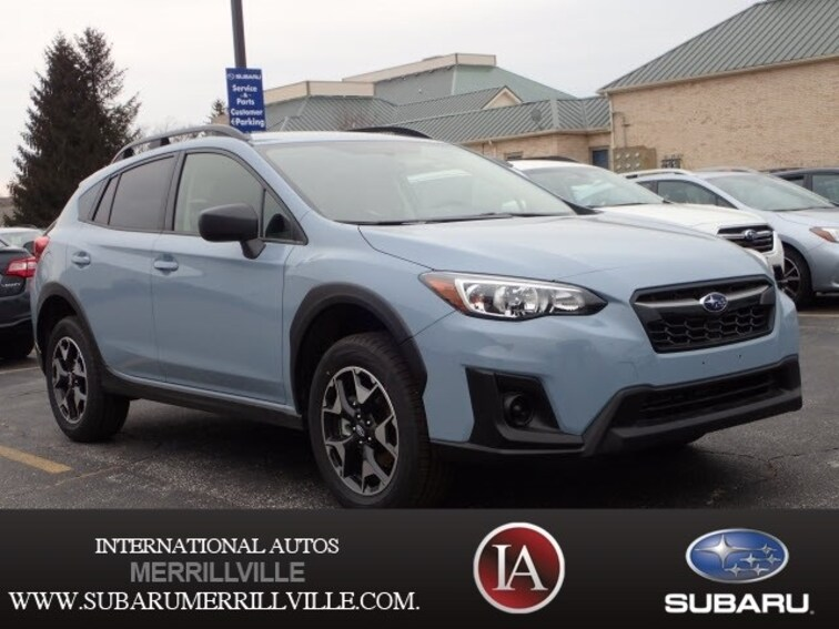 New 2019 Subaru Crosstrek 2.0i SUV for sale in Merrillville
