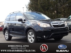 Used 2014 Subaru Forester 2.5i Limited SUV EH490434 for sale near Chicago, IL area