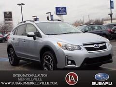 Used 2016 Subaru Crosstrek 2.0i Limited SUV GH232495 for sale near Chicago, IL area