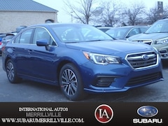 New 2019 Subaru Legacy 2.5i Premium Sedan 4S3BNAF60K3027843 for Sale near Chicago in Merrillville