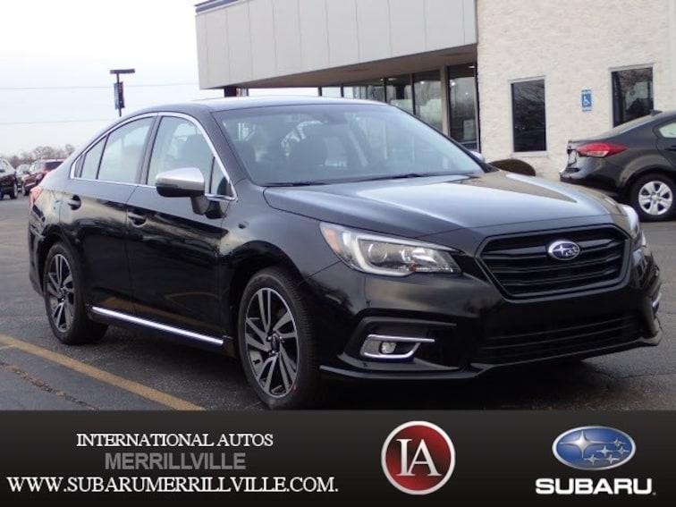 New 2019 Subaru Legacy 2.5i Sport Sedan for sale in Merrillville