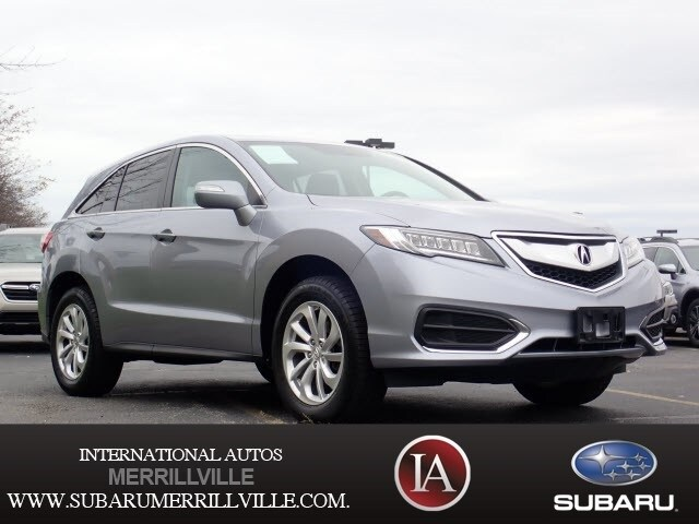 2016 Acura RDX RDX AWD SUV for sale in Merrillville, IN