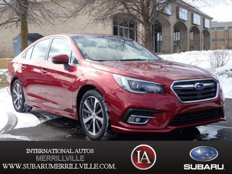 New 2019 Subaru Legacy 3.6R Limited Sedan for sale in Merrillville