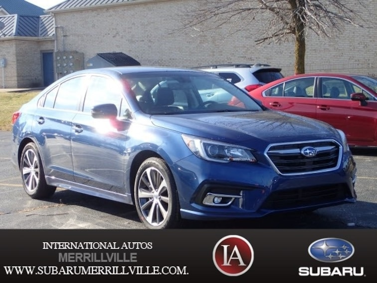 New 2019 Subaru Legacy 2.5i Limited Sedan for sale in Merrillville