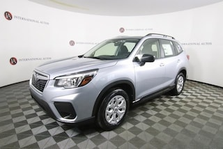 New 2019 Subaru Forester Standard SUV KH479463 for sale in the Chicago area