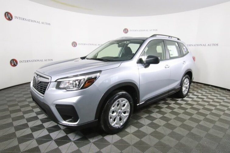 New 2019 Subaru Forester Standard SUV in Tinley Park, IL