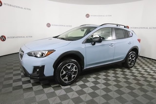 New 2019 Subaru Crosstrek 2.0i SUV KG269022 for sale in the Chicago area