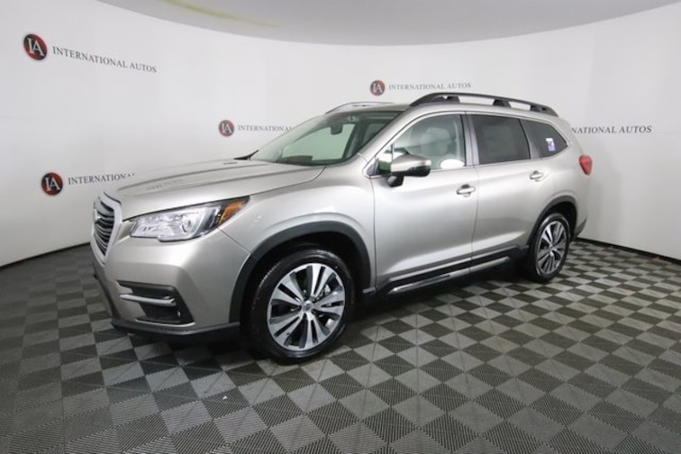 New 2019 Subaru Ascent Limited 7-Passenger SUV in Tinley Park, IL