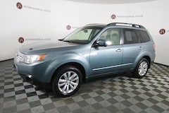 Used 2012 Subaru Forester 2.5X SUV CH450288 for sale in the Chicago area