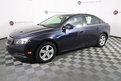Used 2014 Chevrolet Cruze 1LT Sedan for sale in Orland Park IL