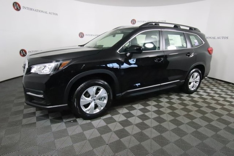 New 2019 Subaru Ascent Standard 8-Passenger SUV in Tinley Park, IL
