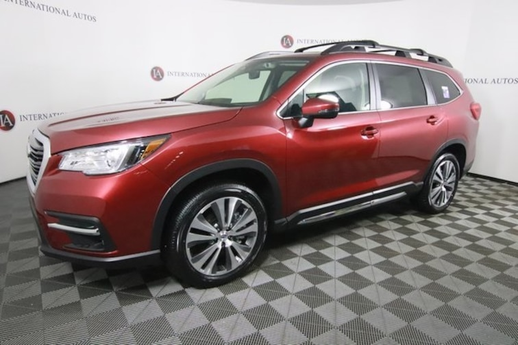 New 2019 Subaru Ascent Limited 8-Passenger SUV in Tinley Park, IL