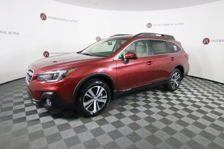New 2019 Subaru Outback 2.5i Limited SUV in Tinley Park, IL