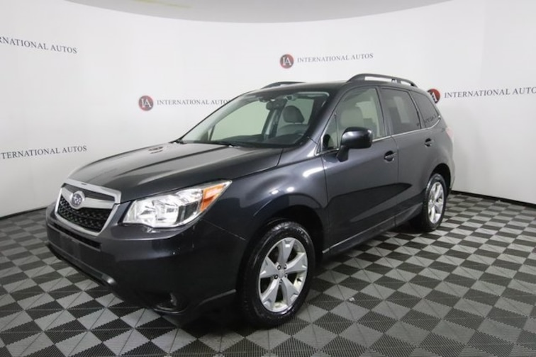 Used 2016 Subaru Forester 2.5i Limited SUV in Tinley Park, IL