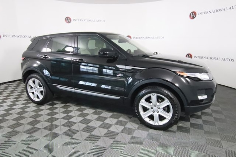 Used 2015 Land Rover Range Rover Evoque Pure for sale in Tinley ... 46ce4b2c42