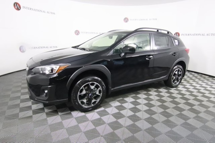 New 2019 Subaru Crosstrek 2.0i Premium SUV in Tinley Park, IL