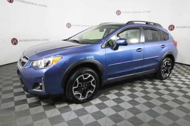 Used 2016 Subaru Crosstrek 2.0i Limited SUV in Tinley Park, IL