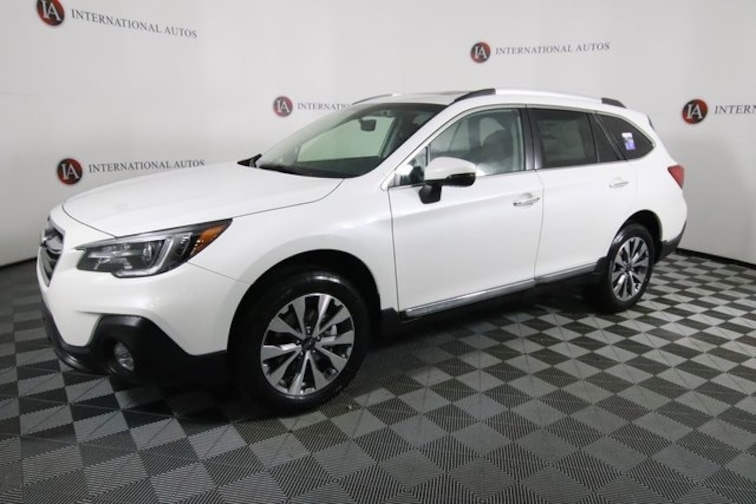 New 2019 Subaru Outback 2.5i Touring SUV in Tinley Park, IL