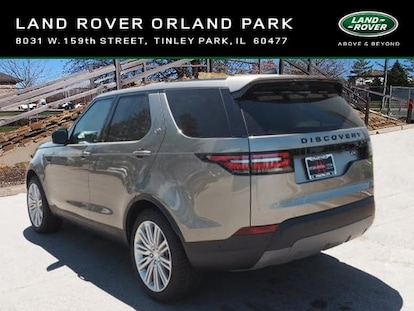 Land Rover Orland Park >> Used 2017 Land Rover Discovery For Sale In Tinley Park Il Near Chicago Orland Park Homer Glen Calumet City Il Vin Salrtbbv8ha015721