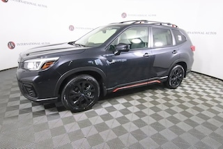 New 2019 Subaru Forester Sport SUV KH469950 for sale in the Chicago area