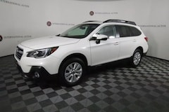 Certified Pre-owned 2018 Subaru Outback 2.5i SUV 4S4BSAFC4J3356702 for sale in the Chicago area