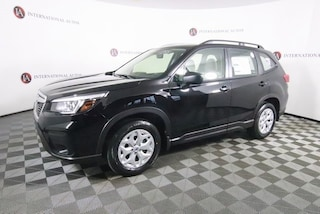 New 2019 Subaru Forester Standard SUV KH498342 for sale in the Chicago area
