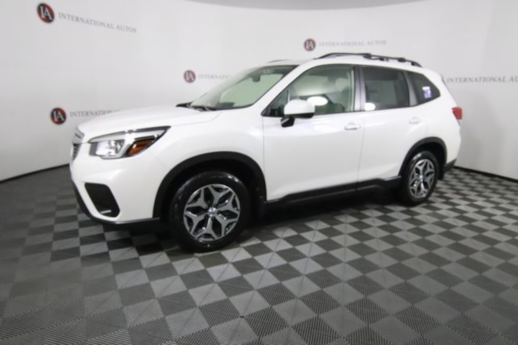 New 2019 Subaru Forester Premium For Sale In Tinley Park Il