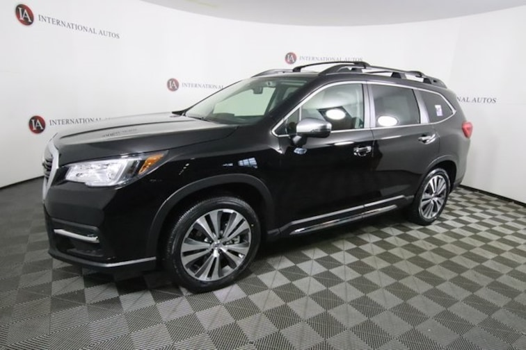 New 2019 Subaru Ascent Touring 7-Passenger SUV in Tinley Park, IL