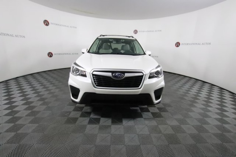 New 2019 Subaru Forester For Sale In Tinley Park Il Near Chicago