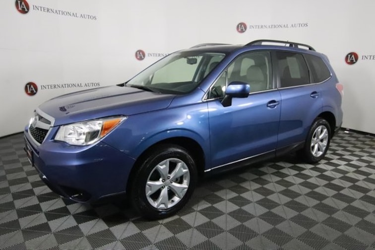 Used 2015 Subaru Forester 2.5i Limited SUV in Tinley Park, IL