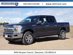 New 2018 Ford F-150 XLT Truck SuperCrew Cab for sale in Broomfield