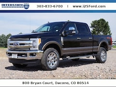 New 2019 Ford F-250 Lariat Truck Crew Cab for sale in Broomfield
