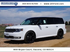 New 2018 Ford Flex Limited SUV for sale in Broomfield
