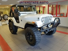 Used 1979 Jeep Wrangler Wrangler Roadster in West Monroe, LA