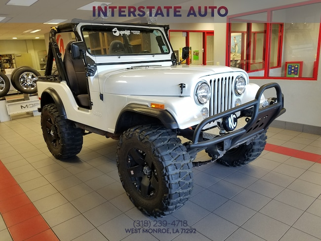 Used Hyundai 1979 Jeep Wrangler Wrangler Roadster for sale in Rayville