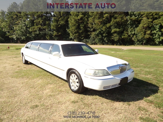 Used 2009 Lincoln Town Car Limo Lincoln For Sale At Interstate Dodge