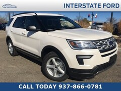 New 2019 Ford Explorer XLT SUV Miamisburg, OH