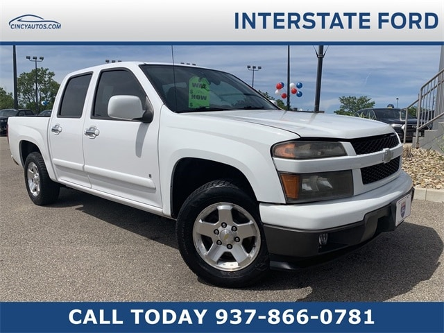 Used 2009 Chevrolet Colorado LT Truck for Sale | Northgate Ford: Vehicle is  Located in Cincinnati OH | Stock: 98145630 VIN: 1GCCS13E698145630 Color is