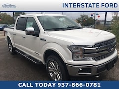 New 2018 Ford F-150 Lariat Truck Miamisburg, OH