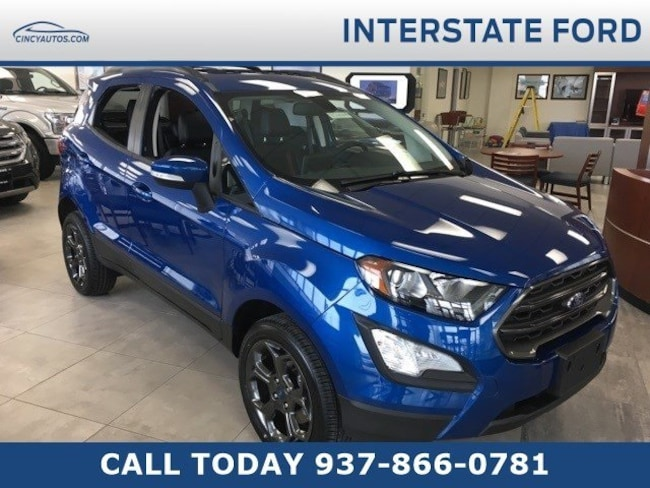 2018 Ford EcoSport SES SUV Miamisburg