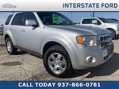 Used 2012 Ford Escape Limited SUV Miamisburg, OH
