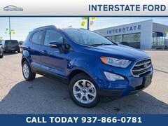 New 2019 Ford EcoSport SE SUV Miamisburg, OH