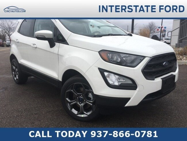2018 Ford EcoSport SES SUV Miamisburg