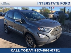New 2018 Ford EcoSport SES SUV Miamisburg, OH