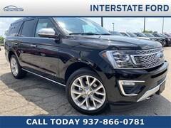 New 2019 Ford Expedition Platinum SUV Miamisburg, OH