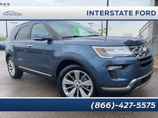Used 2019 Ford Explorer Limited SUV KGA10846 in Cincinnati, OH