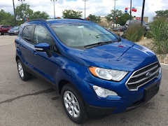 New 2018 Ford EcoSport SE SUV Miamisburg, OH