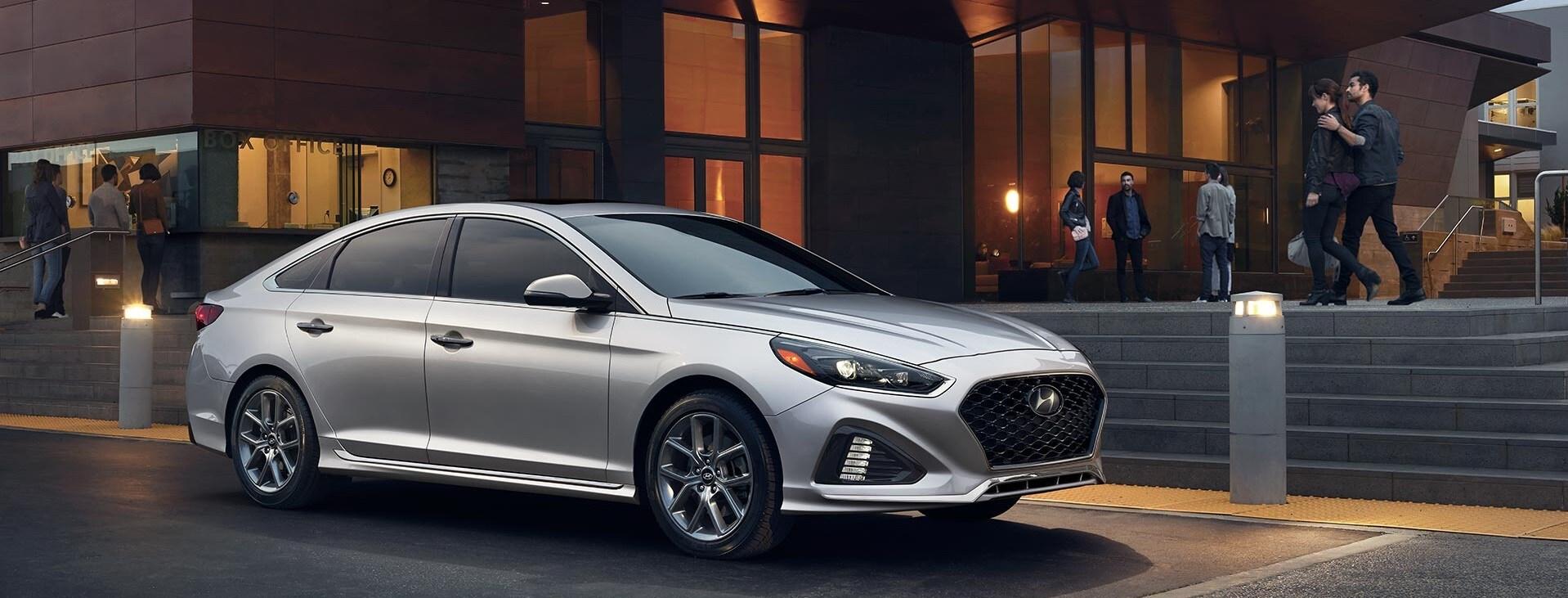 Perfect Find Luxury In A New 2018 Hyundai Sonata At Interstate Hyundai
