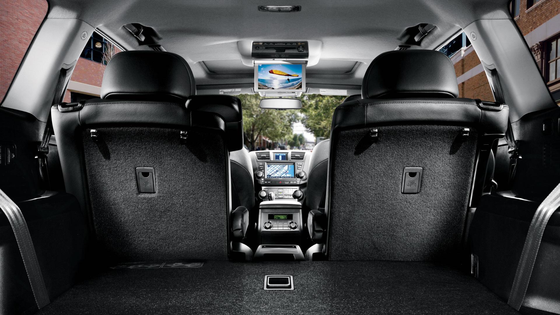 New 2013 Toyota Highlander Interstate Toyota