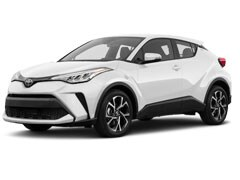 2020 Toyota C-HR vs.  2020 Honda HR-V